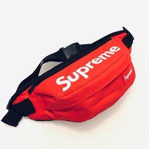 SUPREME Waist Crossbody Bag